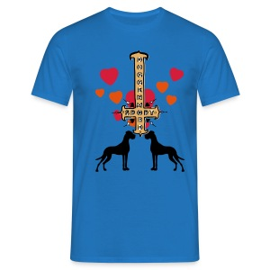 Doggensport - Männer T-Shirt
