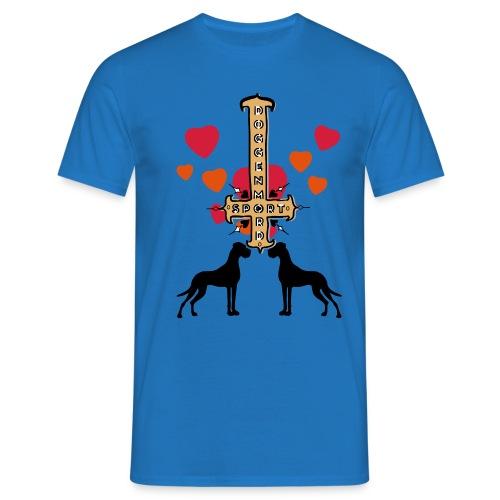 Doggensport - Männer T-Shirt