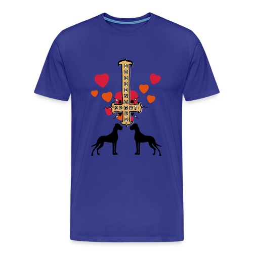 Doggensport - Männer Premium T-Shirt