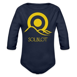 Sunrise Royal T-shirt (M) - Longsleeve Baby Bodysuit