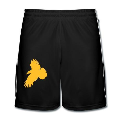 The Raven - Männer Fußball-Shorts