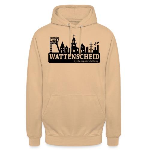 Skyline Wattenscheid 2013 - Frauen Pullover by Ruhrpott Clothing - Unisex Hoodie