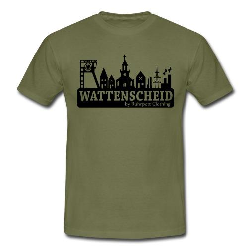 Skyline Wattenscheid 2013 - Frauen Pullover by Ruhrpott Clothing - Männer T-Shirt
