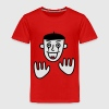 Say nothing, Mr Mime! - Kids' Premium T-Shirt