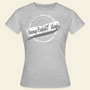 Starup Cruise O' Magic - Dame-T-shirt