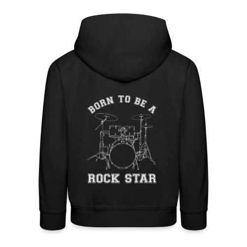 Born To Be A Rock Star Drums