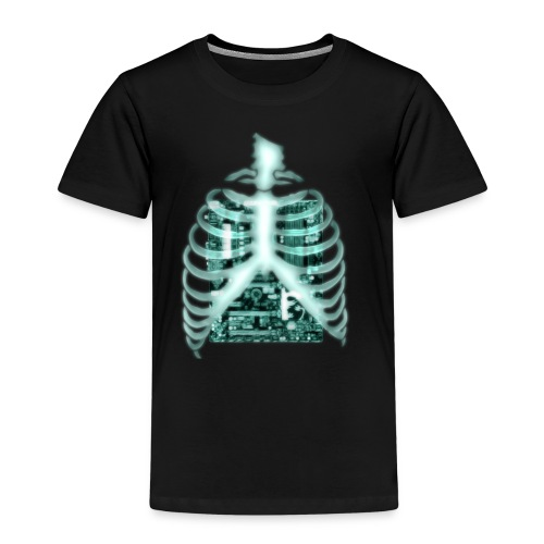 X-ray Hardware / Motherboard - T-shirt Premium Enfant