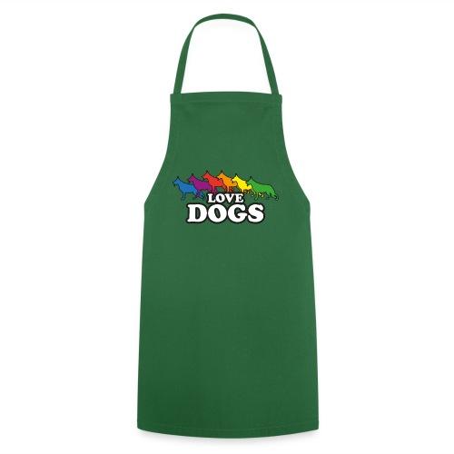 Love Dogs - Kochschürze