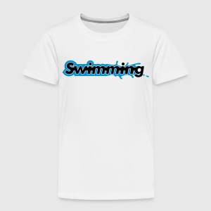 Swimming Pullover & Hoodies - Kinder Premium T-Shirt