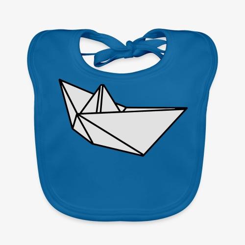 Origami Papierflieger Taschen & Rucksäcke - Baby Bio-Lätzchen