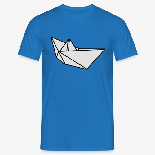 Origami Papierflieger Taschen & Rucksäcke - Männer T-Shirt