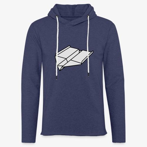 Origami Papierflieger Pullover & Hoodies - Leichtes Kapuzensweatshirt Unisex
