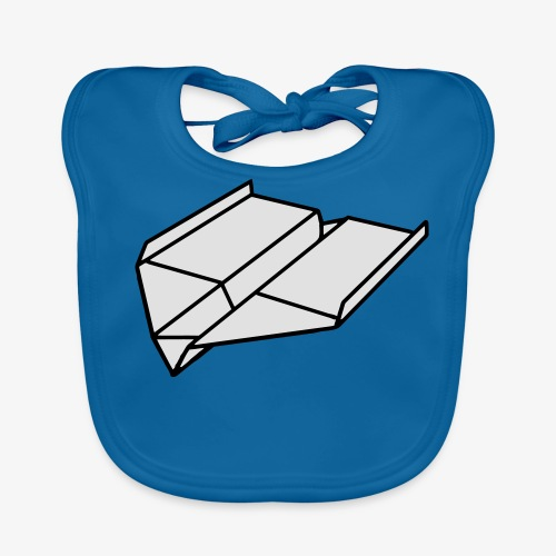 Origami Papierflieger Pullover & Hoodies - Baby Bio-Lätzchen