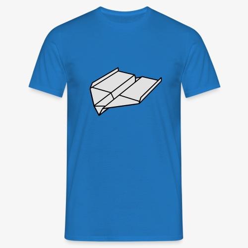 Origami Papierflieger Pullover & Hoodies - Männer T-Shirt