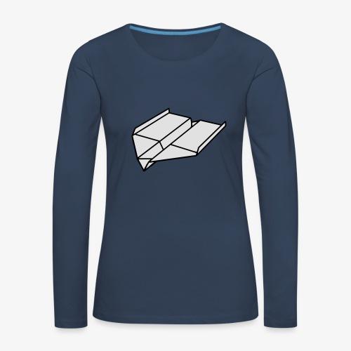 Origami Papierflieger T-Shirt