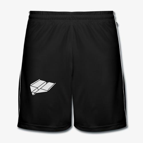Origami Papierflieger Pullover & Hoodies - Männer Fußball-Shorts