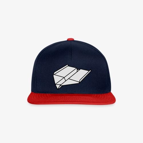 Origami Papierflieger Pullover & Hoodies - Snapback Cap