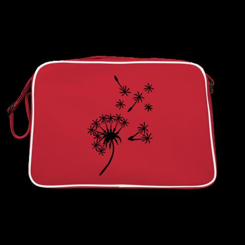 Kinder Kapuzenpullover Pusteblume - Retro Tasche