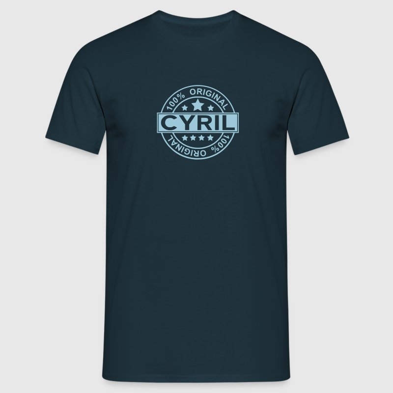 cyril - T-shirt Homme