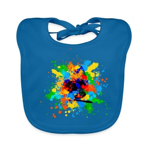 87 Urban Hight 6 childrens t-shirt - Baby Organic Bib