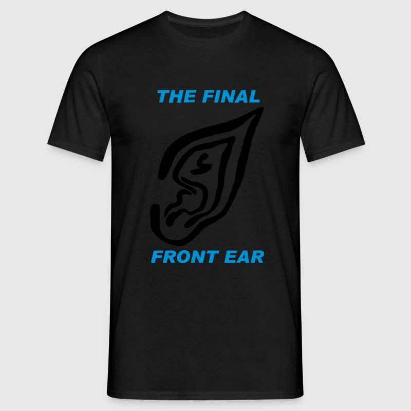 Final Front Ear Men's T-Shirts - Men's T-Shirt