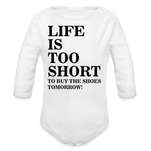Life Is Too Short Shoes