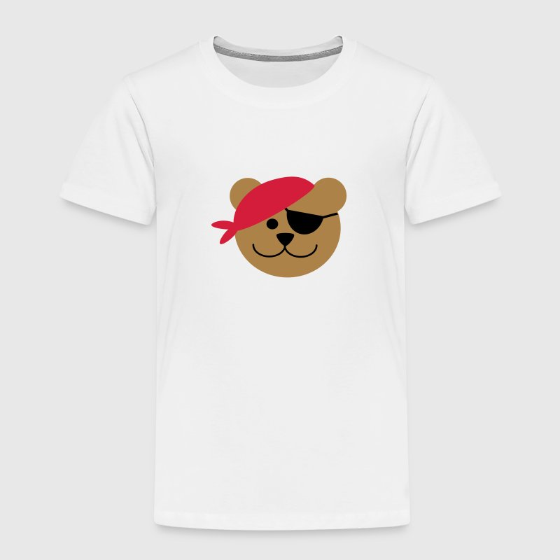Piratenbär T-Shirts - Kinder Premium T-Shirt