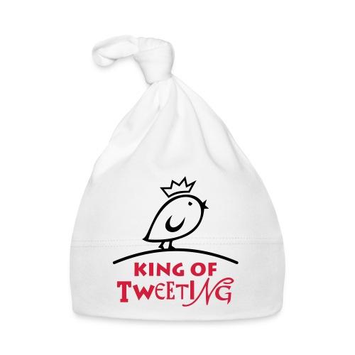 TWEETLERCOOLS king of tweeting - Baby Mütze