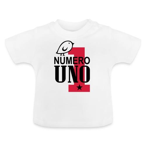 TWEETLERCOOLS numero uno - Baby T-Shirt