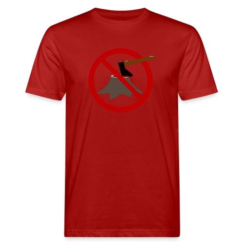 BloodyTree - Männer Bio-T-Shirt
