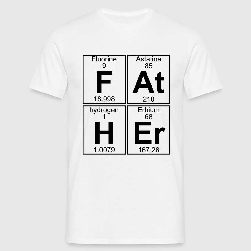 F-At-H-Er (father) - Full T-Shirts - Men's T-Shirt