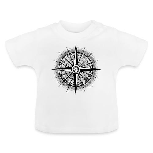 Vintage Kompass - Baby T-Shirt