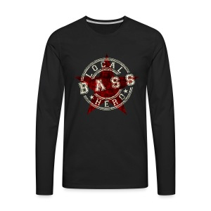 Local Hero BASS - Männer Premium Langarmshirt