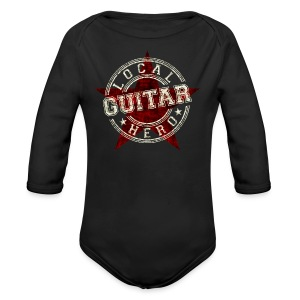 Local Hero GUITAR - Baby Bio-Langarm-Body