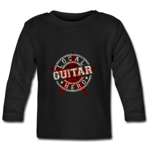 Local Hero GUITAR - Baby Langarmshirt