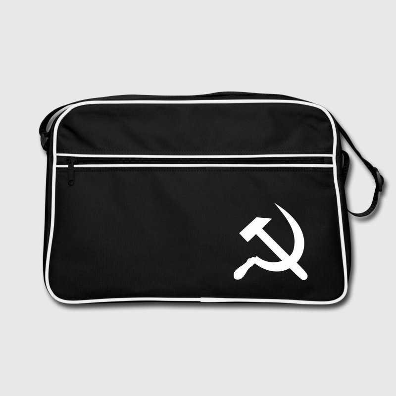 Hammer and sickle Bags & backpacks - Retro Bag