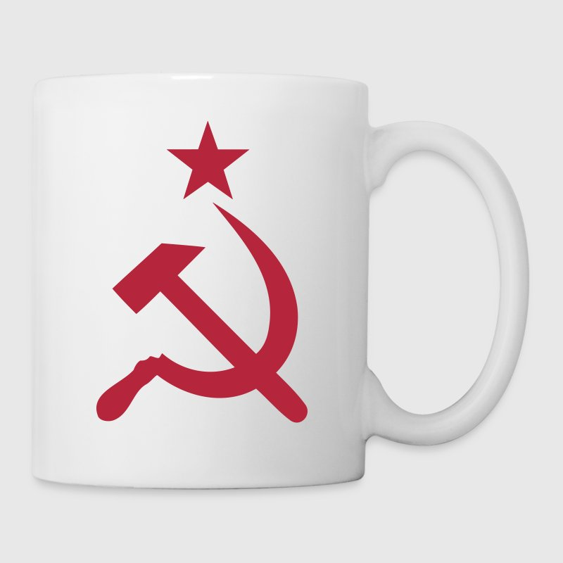 Hammer and sickle Bottles & Mugs - Mug