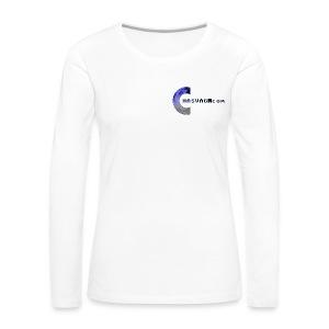 Idyll - Hettegenser for kvinner - Premium langermet T-skjorte for kvinner