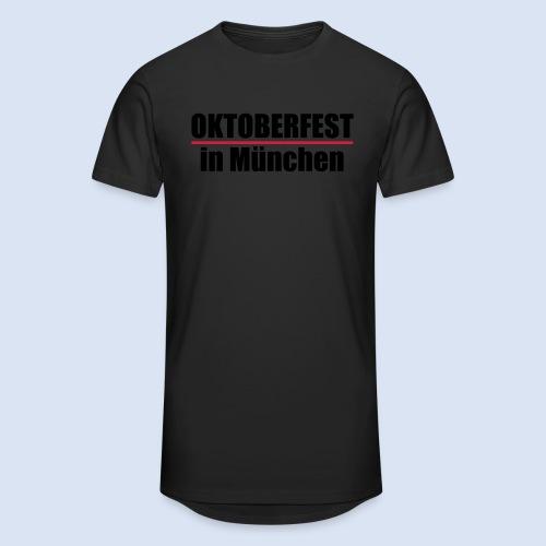 MÜNCHNER OKTOBERFEST | WIESN IN MÜNCHEN - Männer Urban Longshirt