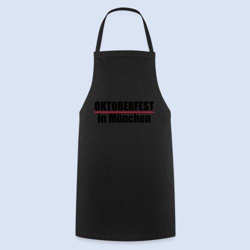MÜNCHNER OKTOBERFEST | WIESN IN MÜNCHEN - Kochschürze