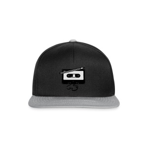 Tape kassette Musik - Old School Fast Forward  - Snapback Cap