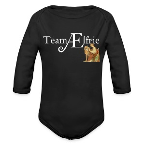 Team Ælfric men's shirt - Longsleeve Baby Bodysuit