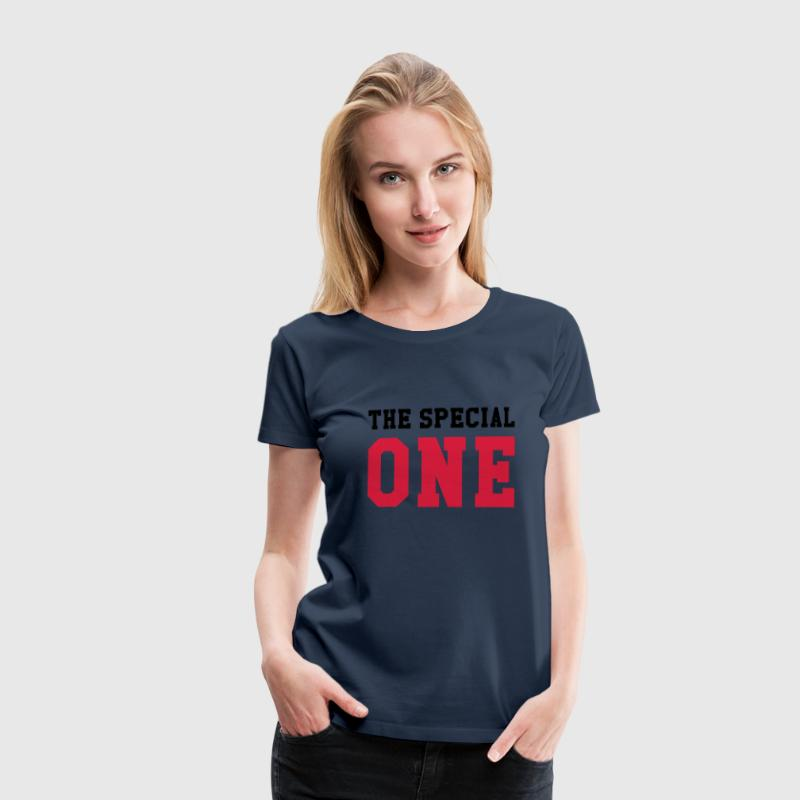 The Special One T-Shirts - Frauen Premium T-Shirt