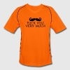 fuck you very much moustache 1c Tee shirts - Maillot de football Homme