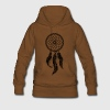 Dreamcatcher, Native Indians, dream catcher,  Felpe - Felpa con cappuccio premium da donna