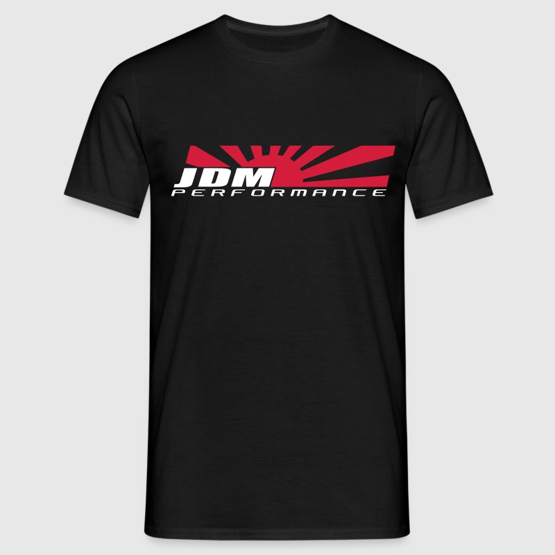 JDM PERFORMANCE Japan Rising Sun - Men's T-Shirt
