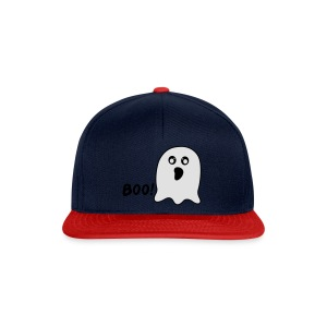 Ghost says BOO - Snapback Cap