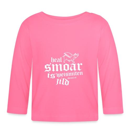 T-shirt - Heal smoar is weismiten jilt / Skraal Bluesrock