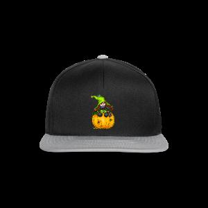 Kleine Kürbishexe - Snapback Cap