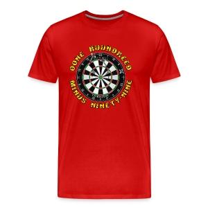 DART ONE - Mannen Premium T-shirt